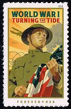 Buy US #5300 World War I Centenary; MNH (1.00) (4Stars) |USA5300-05
