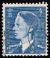 Buy Belgium #448 King Baudouin; Used (0.25) (3Stars)  BEL0448-02XRS