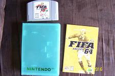 Buy FIFA Soccer 64 (Nintendo 64, 1996)