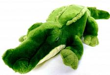 Buy Aurora Alligator Crocodile Green Plush Stuffed Animal 19""