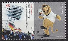Buy GERMANY BUND [2005] MiNr 2439 ( O/used ) Fußball