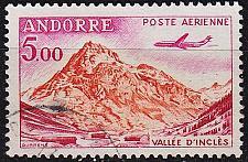 Buy ANDORRA FRANZÖSISCH [1961] MiNr 0177 ( O/used )