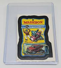Buy VINTAGE 1986 Topps Wacky Packages MASHBOX SUPER BUSTED #47 NMNT