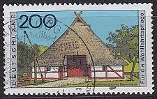 Buy GERMANY BUND [1995] MiNr 1823 ( O/used ) Bauwerke