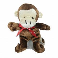 "Buy Dan Dee Collector's Choice Brown Monkey Plush Stuffed Animal 5.5"""