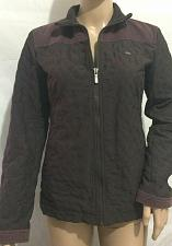 Buy Lacoste Women's Diamond Quilted Light Jacket Size 36,US Size Small