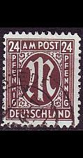 Buy GERMANY Alliiert AmBri [1945] MiNr 0027 B ( O/used )