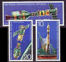 Buy GERMANY DDR [1975] MiNr 2083-85 ( **/mnh ) Raumfahrt