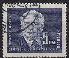 Buy GERMANY DDR [1950] MiNr 0255 ( OO/used ) [02]