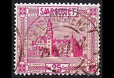 Buy GERMANY Saar [1922] MiNr 0089 ( O/used )