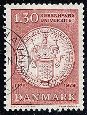 Buy Denmark #627 University Seal; Used (4Stars) |DEN0627-01XBC