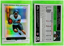 Buy NFL CHAD OWENS JACKSONVILLE JAGUARS 2005 TOPPS CHROME ROOKIE REFRACTOR #225 MINT