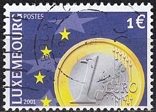 Buy LUXEMBURG LUXEMBOURG [2001] MiNr 1548 ( O/used )