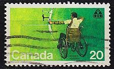 Buy KANADA CANADA [1976] MiNr 0633 ( O/used ) Olympiade