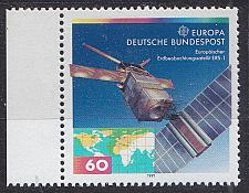 Buy GERMANY BUND [1991] MiNr 1526 ( **/mnh ) CEPT