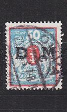 Buy GERMANY REICH Danzig [Dienst] MiNr 0033 Y ( OO/used ) [02]