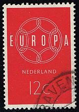 Buy Netherlands #379 Europa; Used (5Stars) |NED0379-01XRS