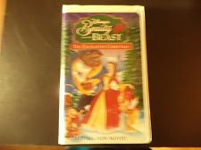Buy Beauty And The Beast The Enchanted Christmas VHS
