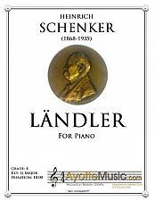 Buy Schenker - Landler op. 10