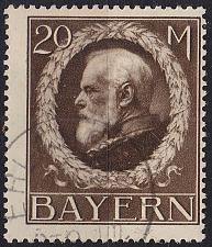 Buy GERMANY Bayern Bavaria [1914] MiNr 0109 I ( O/used ) [01]
