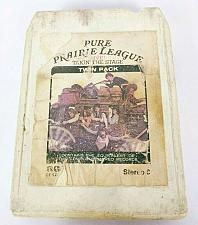 Buy Pure Prairie League Live! Takin' The Stage (8-Track Tape, CPS2-2404)