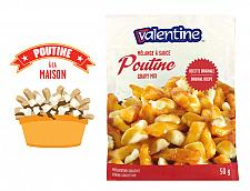 Buy 10 Pack Valentine Poutine Sauce Gravy Mix Montreal.Quebec Canada! 50gr free ship