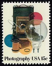 Buy US #1758 Photography; MNH (0.30) (5Stars) |USA1758-05XVA-US