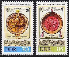 Buy GERMANY DDR [1990] MiNr 3316-17 ( **/mnh )