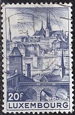 Buy LUXEMBURG LUXEMBOURG [1948] MiNr 0434 ( O/used )