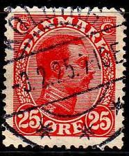 Buy DÄNEMARK DANMARK [1921] MiNr 0122 ( O/used )