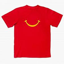 Buy New McDonald Happy Meal T-Shirt rare Free Shipping all size S , M , L , 2XL 3XL