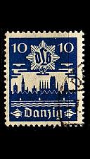 Buy GERMANY REICH Danzig [1937] MiNr 0267 ( OO/used )