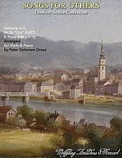 Buy Mozart - Adagio from the Linz Symphony for Viola and Piano