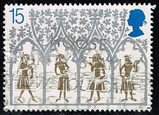 Buy Great Britain #1294 Christmas - Gothic Arches; Used (0.25) (2Stars) |GBR1294-02XVA