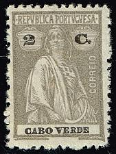 Buy Cape Verde #178 Ceres; Unused (2Stars) |CPV0178-04XRS