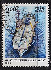 Buy INDIEN INDIA [1986] MiNr 1052 ( O/used ) Schiffe