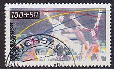 Buy GERMANY BUND [1990] MiNr 1449 ( O/used ) Sport
