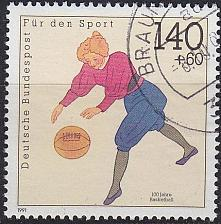 Buy GERMANY BUND [1991] MiNr 1501 ( O/used ) Sport