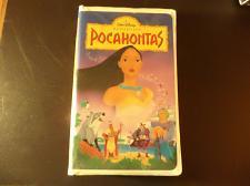 Buy Pocahontas (VHS, 1996)