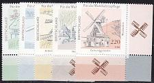 Buy GERMANY BUND [1997] MiNr 1948-52 ( **/mnh ) Bauwerke