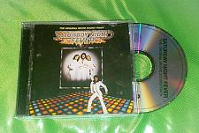 Buy Vintage Saturday Night Fever Soundtrack Compact Disc Nmnt