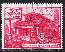 Buy VATIKAN VATICAN [1949] MiNr 0155 C ( O/used )