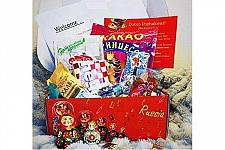 Buy Russian, Soviet, Slavic and Eastern European box kit gift Snacks free shipping