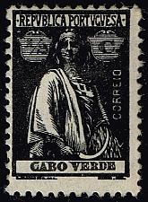 Buy Cape Verde #174 Ceres; Unused (1Stars) |CPV0174-05XRS