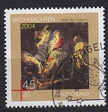 Buy GERMANY BUND [2004] MiNr 2429 ( O/used ) Weihnachten