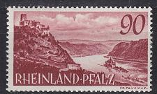 Buy GERMANY Alliiert Franz. Zone [RheinlPfalz] MiNr 0041 y ( */mh )