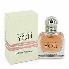 Buy In Love With You Eau De Parfum Spray By Giorgio Armani