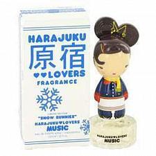 Buy Harajuku Lovers Snow Bunnies Music Eau De Toilette Spray By Gwen Stefani