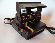 Buy Polaroid Mondadori Rainbow 600 Land Instant Camera.