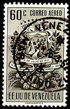Buy VENEZUELA [1951] MiNr 0673 ( O/used )
